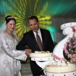 traditional moroccan wedding dress